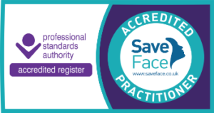 save face accredited practitioner logo